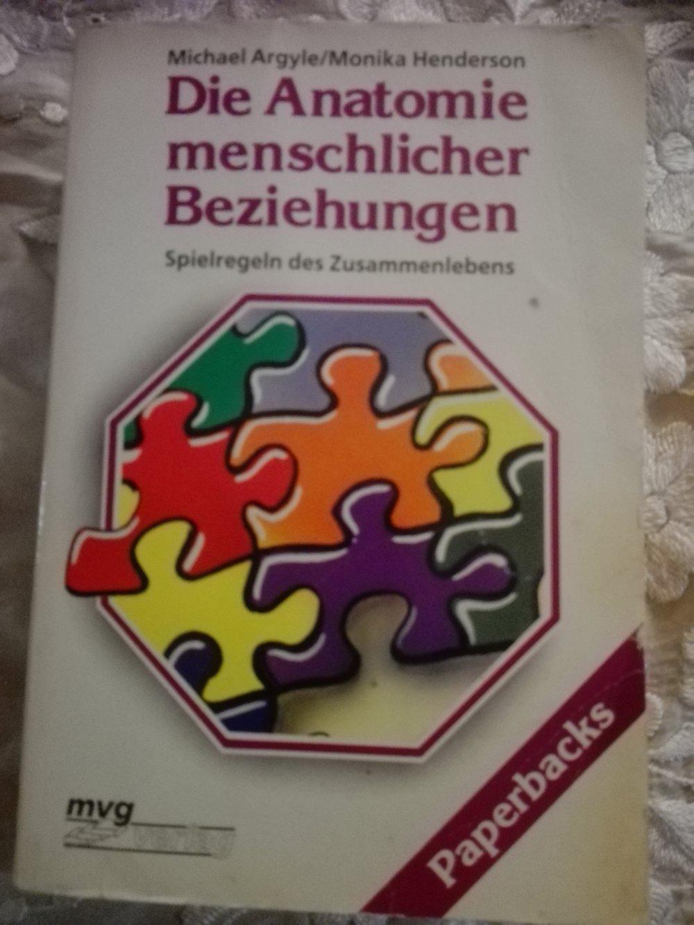 Die Anatomie menschlicher Beziehungen :: Kleiderkorb.ch