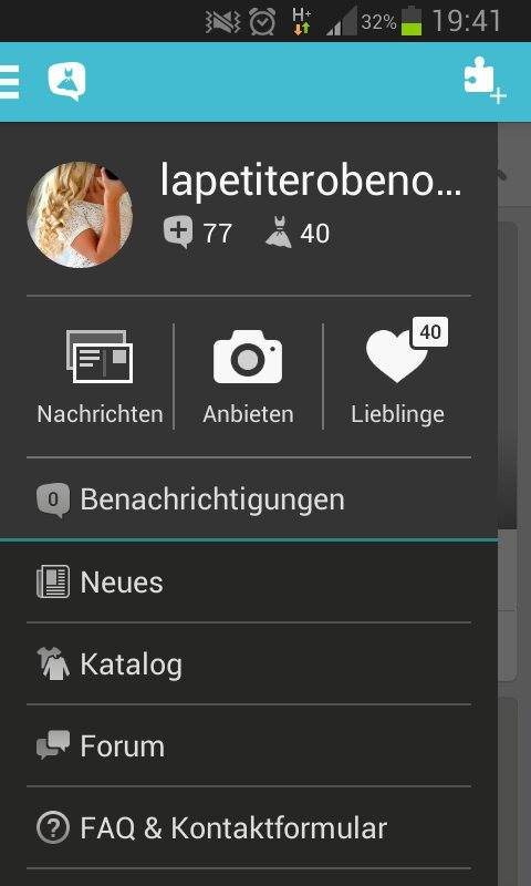 Kleiderkorb.ch :: Shoutbox