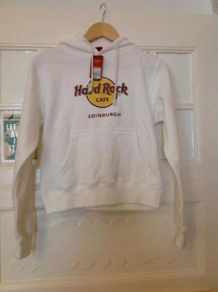 Hard Rock Cafe - Hard Rock Pulli Edinburgh    Kleiderkorb.ch 468ef1a718