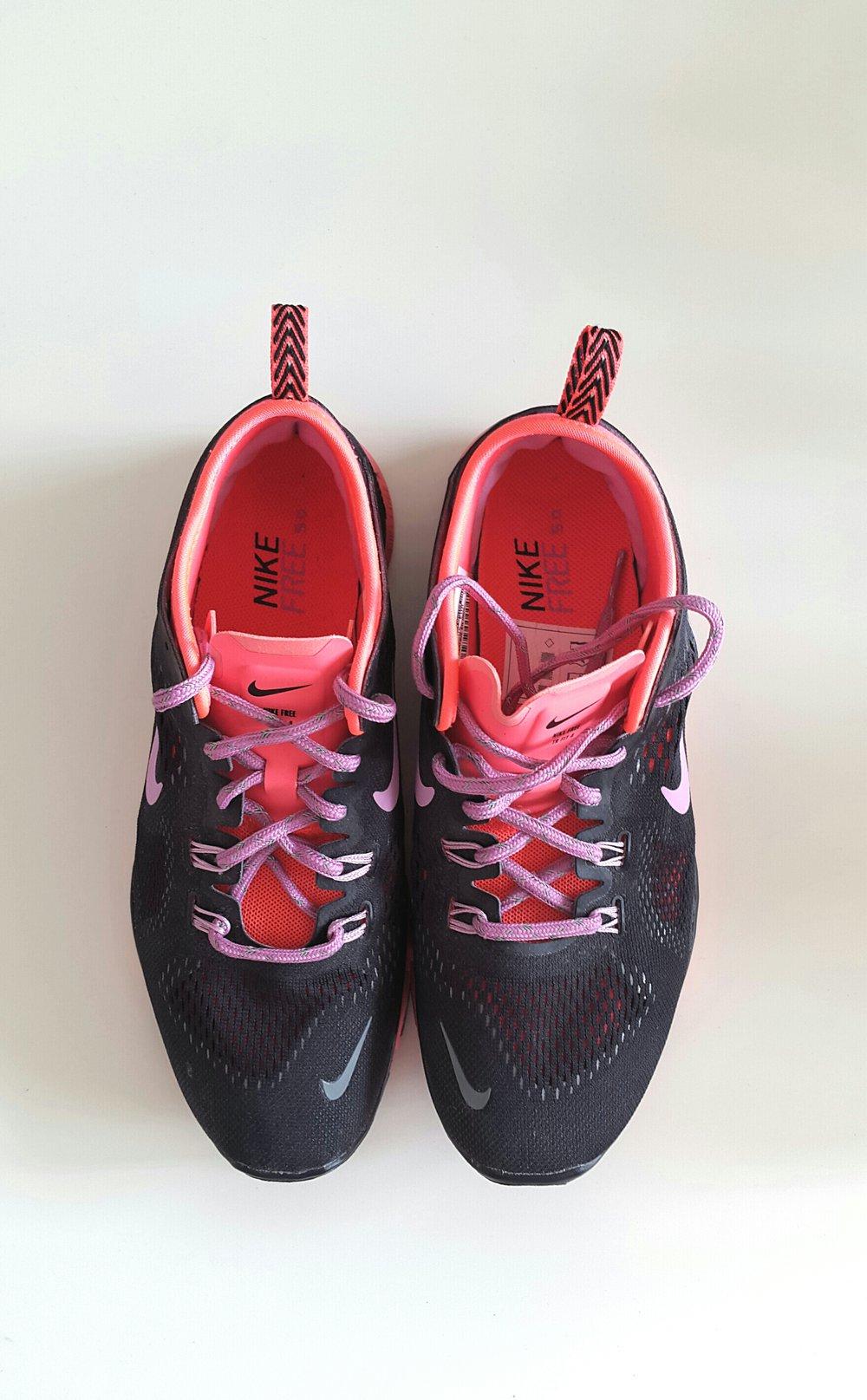 0 Schwarzneonfarben Nike Sneaker 5 Free 8wmNn0