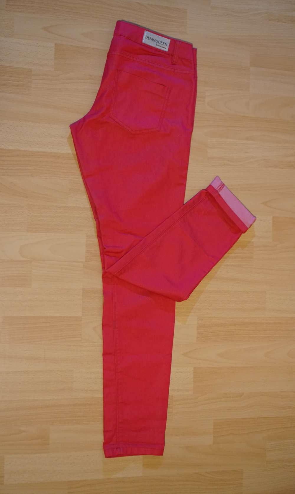 e89b1995512b9 BLIND DATE pinke Jeans-Hose Gr.: W32/L32