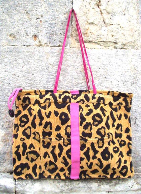 Tasche Shopper LeoLook pink