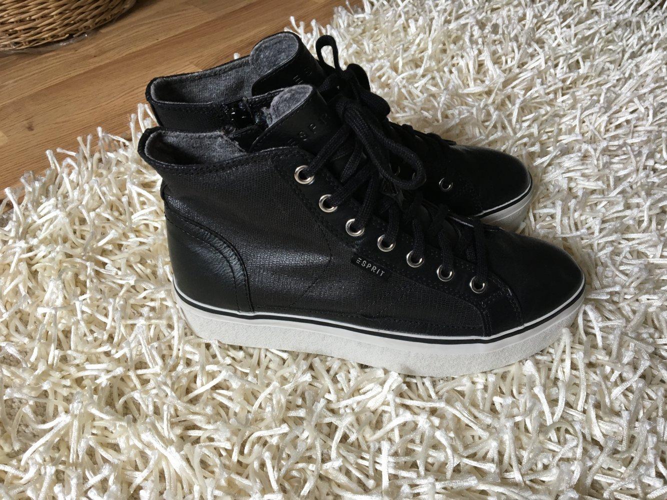 buy online 66b11 a8301 Edc Plateau Esprit Schuhe Schuhe Esprit Schwarz Edc O80PvwNnym