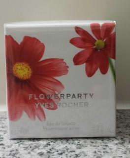 Yves Rocher Flowerparty Parfum   Parfüm 36fb04f30f