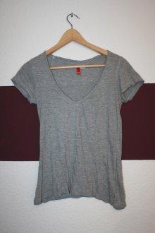 5ae5dc4b755b2c H M Basic - H M Shirt NEU T-Shirt Glitzer Pallitten XS rot Herz ...